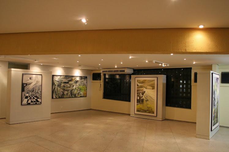 Galeria de Arte- Fundação Cultural de Palmas-TO