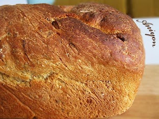 gourmet recipes - Whole grain bread with and spices.jpg