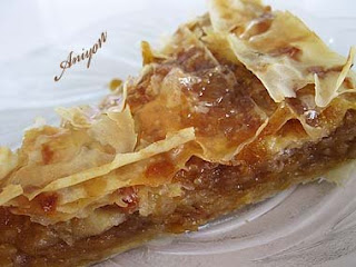 gourmet recipes - Pumpking-pastry with caramelized syrup