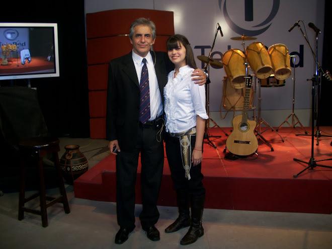 Antonella y Claudio Santa María - Tiempo Provincial ♫