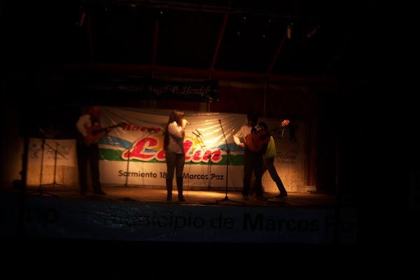 Peña Oficial - MARCOS PAZ 2010