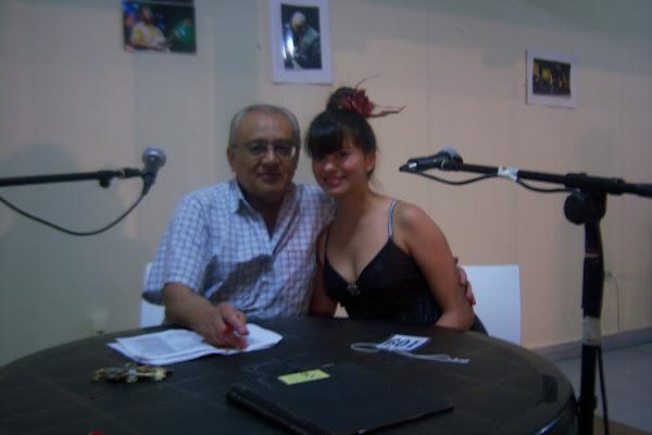 """TRASMITIENDO EN VIVO DESDE RADIO 103.5 FM TIEMPO - BARADERO junto a Ro Francisco """"El Santiagueño"""""""