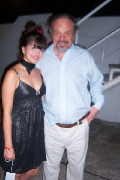 Antonella Fernandez Diaz y Jorge Milikota