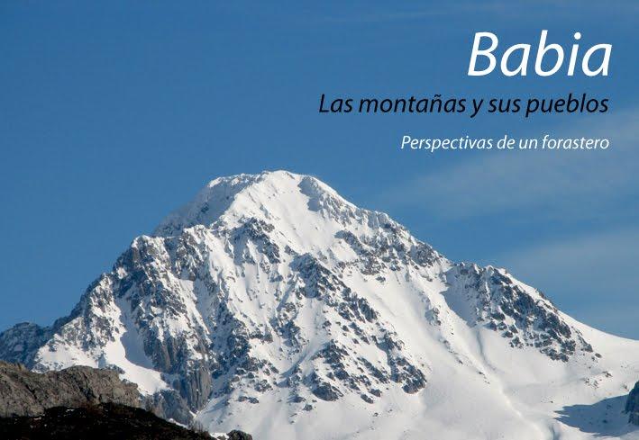 Babia. Las montañas y sus pueblos