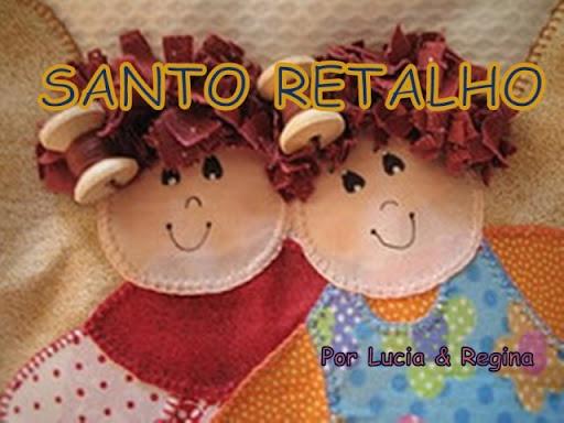 Santo Retalho - patchwork