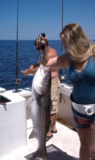 Ma deep sea fishing reports new fishing report july 1st for Ma fishing report