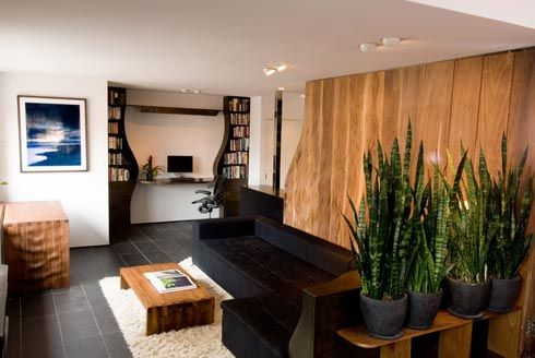 Interior Design Studio Apartment