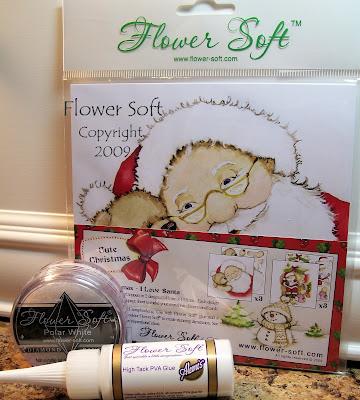 Explore Dream Discover Cute Christmas Flowersoft Blog Hop