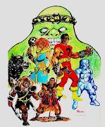 Support Local Black Superheroes Week