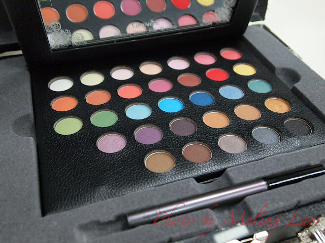 christmas set giffarine eyeshadow