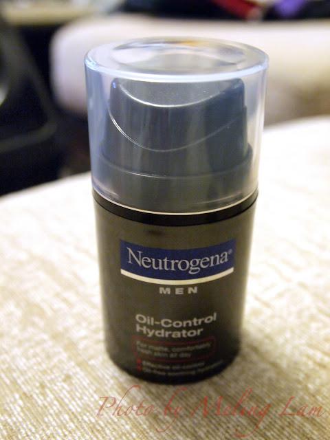 neutrogena men lotion moisture oil-free