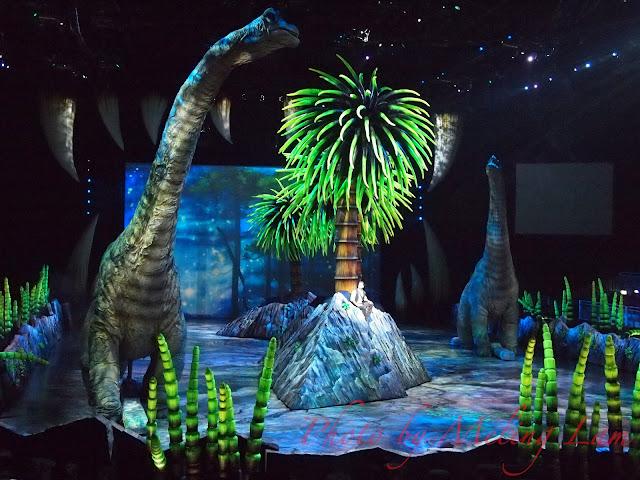 與龍同行 Walking with Dinosaurs hong kong 亞洲博覽館