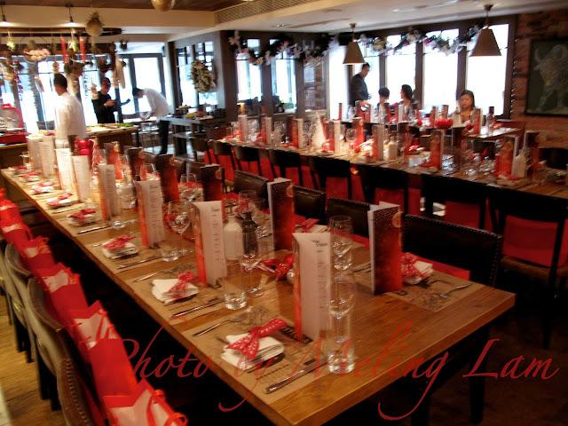 neo derm christmas party bistecca steak house