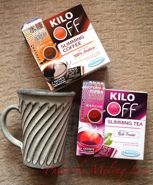 kilo off slimming tea slimming coffee 瘦身茶 瘦身咖啡 減肥