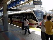LRT Putra in Kuala Lumpur