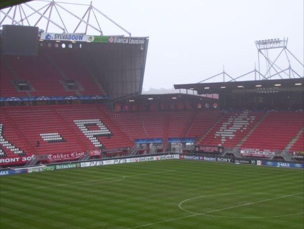 Pie And Mushy Peas F C Twente