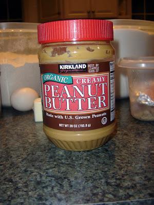Costco Organic Peanut Butter!