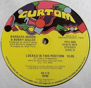 Barbara Mason & Bunny Sigler - Locked In This Position (1977) 12
