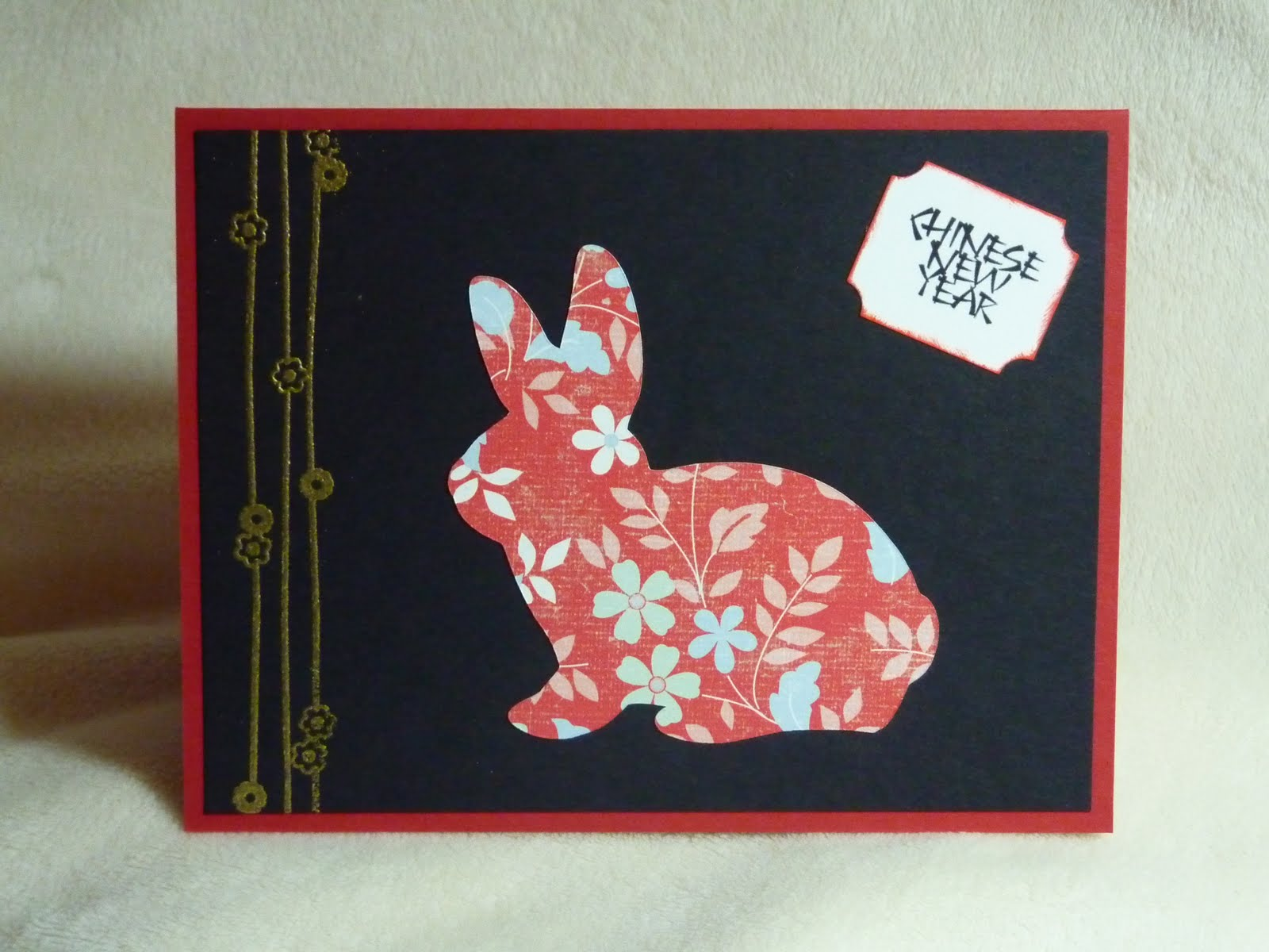 Crafting With Katie Chinese New Year Imagine Nation Card
