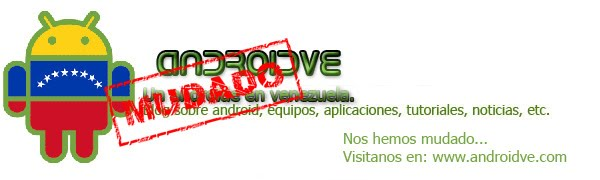 AndroidVe - Un Androide en Venezuela