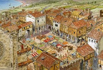 RESURGIMIENTO DE LA CIUDAD MEDIEVAL