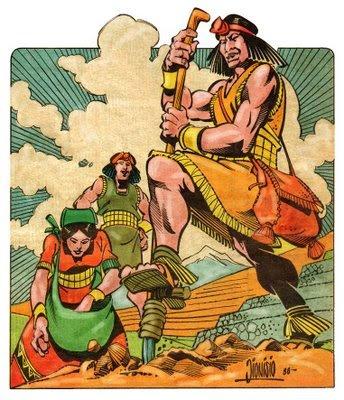 Campesinos incas