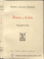 EL DIARIO DE COLÓN - EXTRACTO
