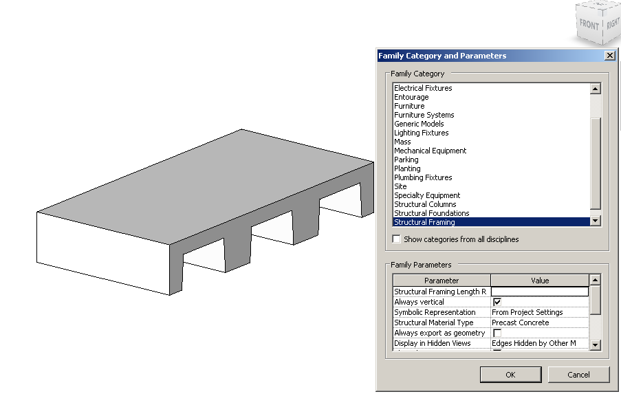 Revit in Motion: Structural Framing as Floors