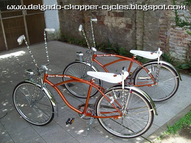 Bicicleta Lowrider - cliente: B-Side