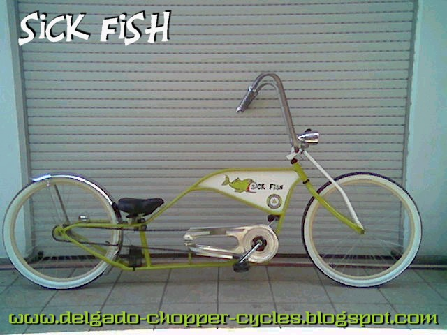 Chopper Sick Fish