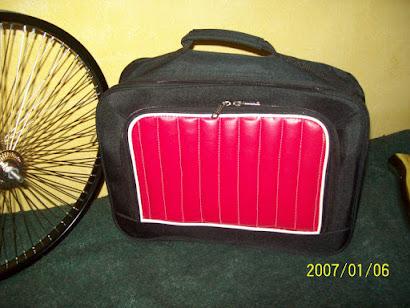 Bolso Kustom DCC 2010, proximamente mas bolsos y billeteras A PEDIDO.