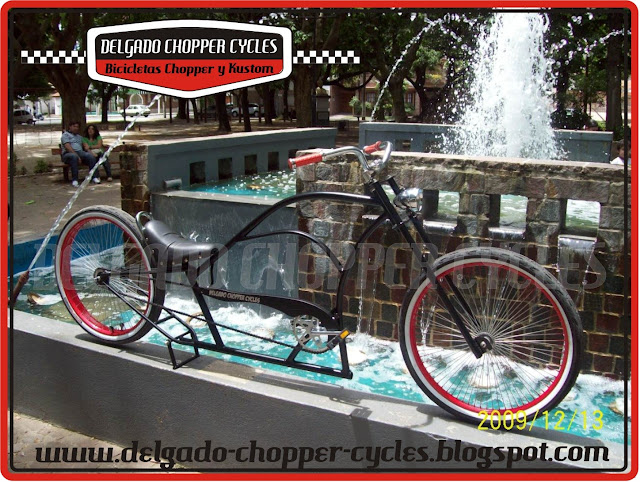 Bicicleta Chopper Old School II. DCC
