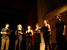 coro LDF, recital 2009 en Dolores