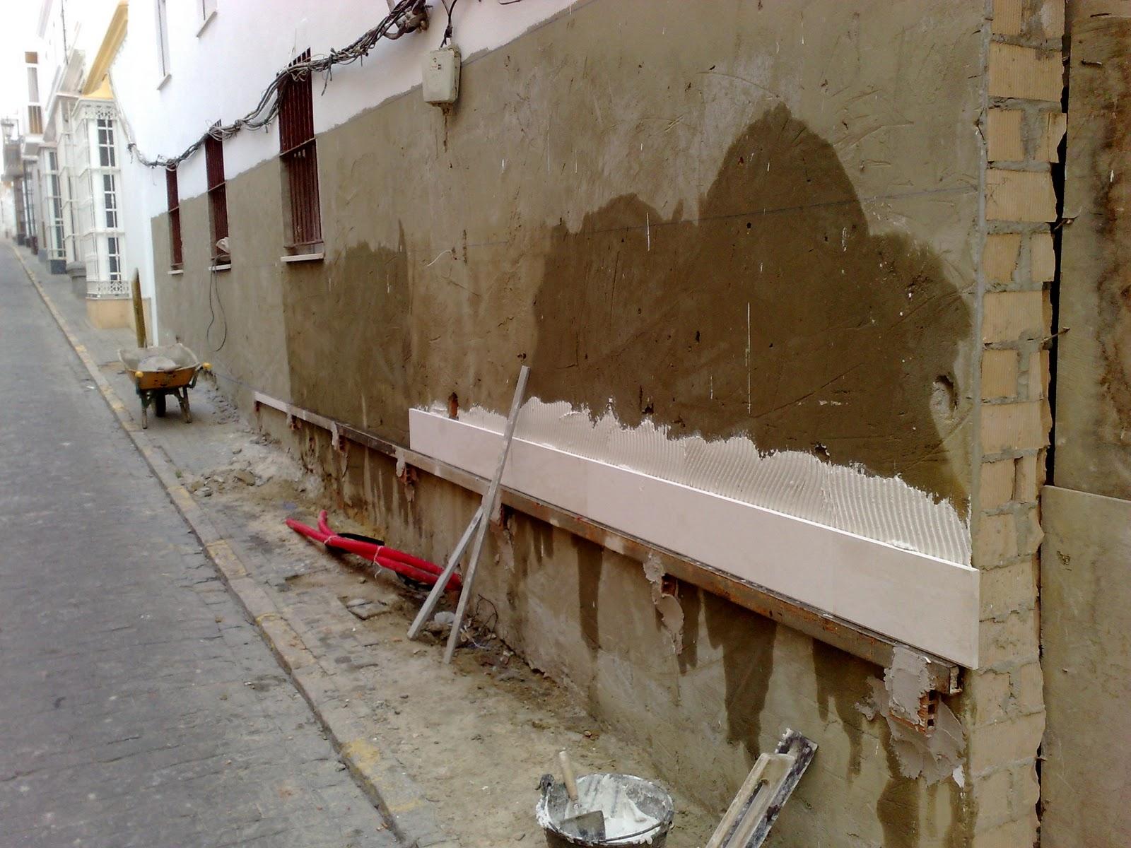 Manuel de celis revestimientos - Aplacado piedra fachada ...
