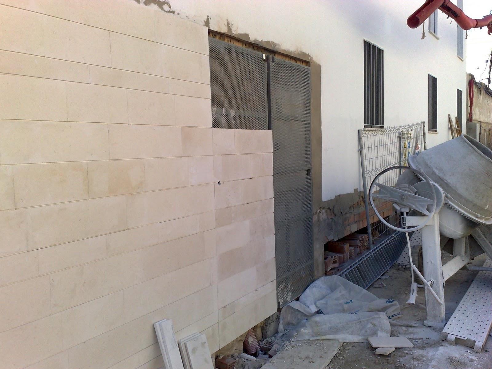 Manuel de celis revestimientos - Piedra caliza para fachadas ...