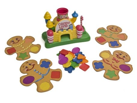 Printable candyland game pieces