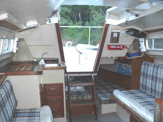 bobbing and sailing for sale 1978 neptune 24 sailboat by clarion marine radio wiring diagram