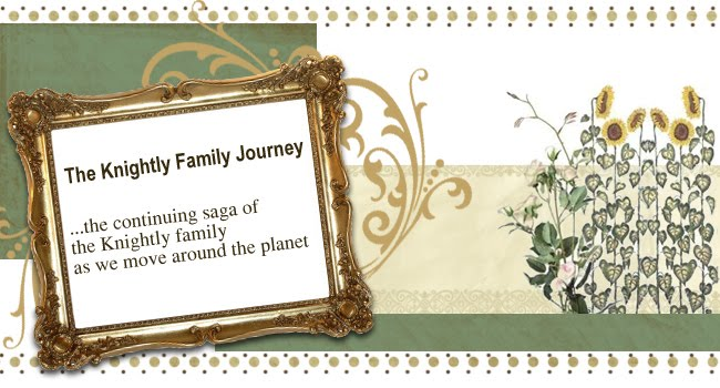Knightly Family Journey