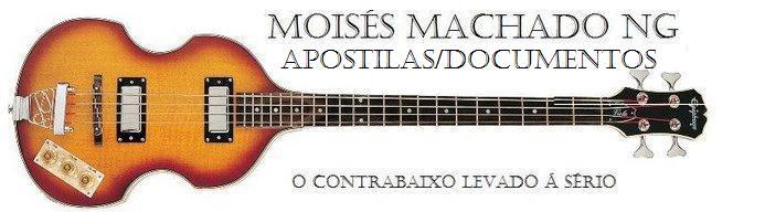 Moisés Machado NG Apostilas e Documentos