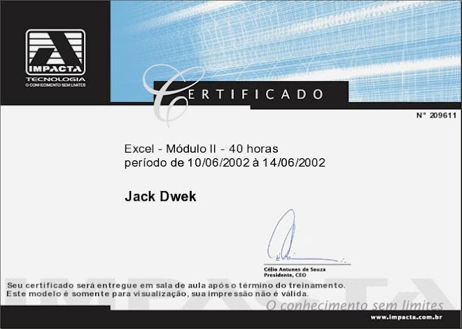 Excel - Modulo II