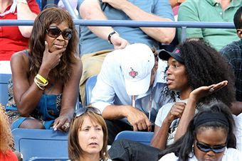 Black Tennis Pro's U.S. Open Women's semifinal