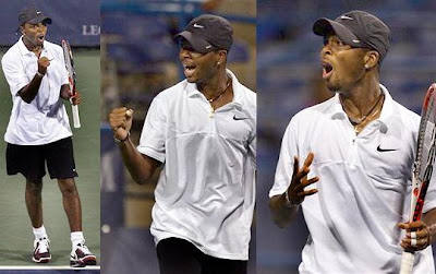 Black Tennis Pro's Donald Young Conversations