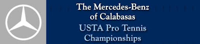 Black Tennis Pro's Mercedes-Benz Of Calabassas Tennis Championships