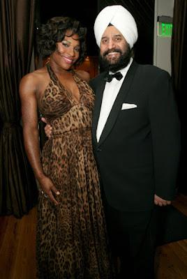 Black Tennis Pro's Serena Williams Oscar Parties