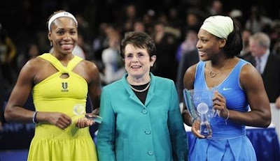 Black Tennis Pro's Billie Jean King Cup Final