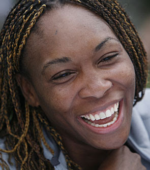 Black Tennis Pro's Venus Williams The Post And Courier Interview