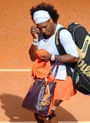 Black Tennis Pro's Serena Williams Madrid