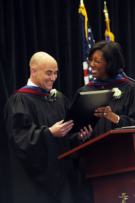 Black Tennis Pro's Andre Agassi Prepatory Academy First Graduating Class