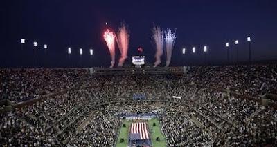 Black Tennis Pro's 2009 U.S. Open Opening Night