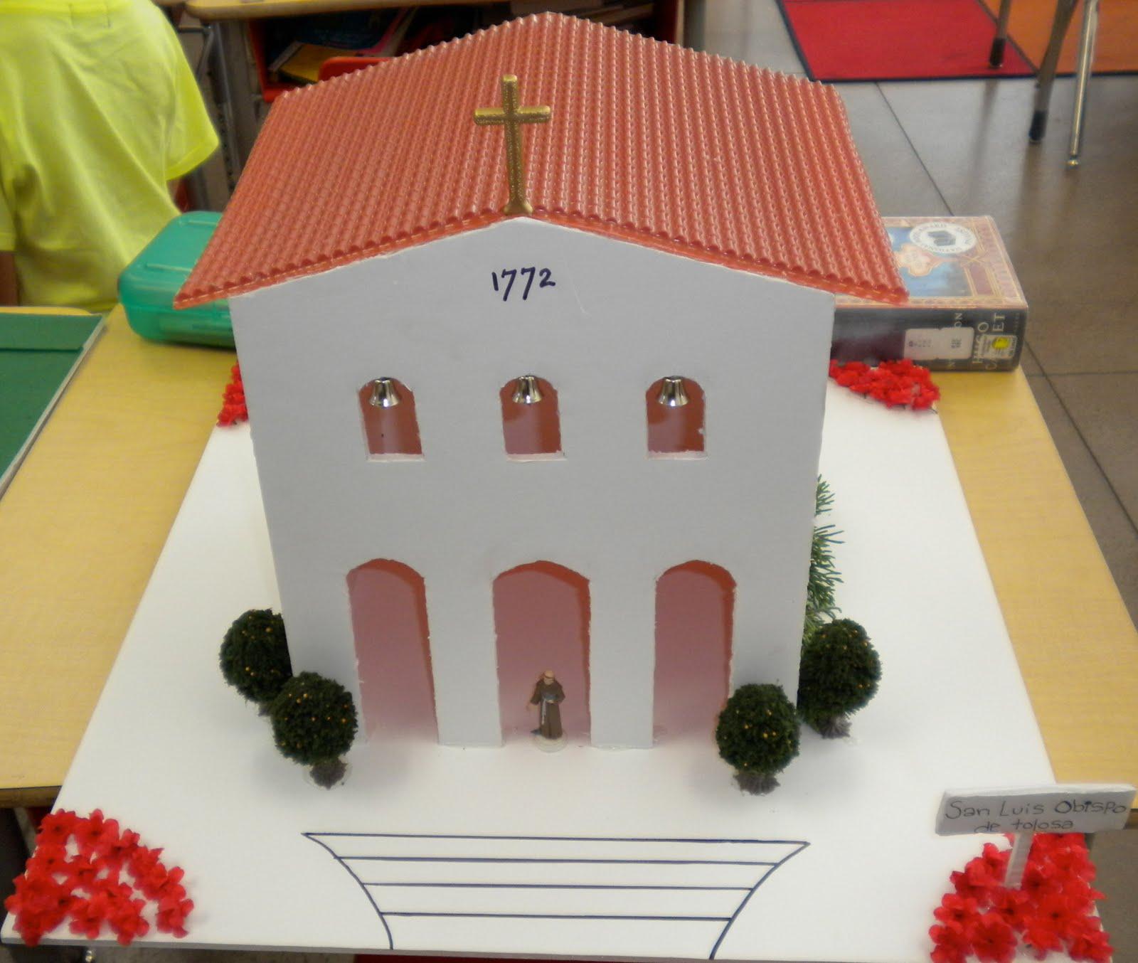 mathis family: san luis obispo mission